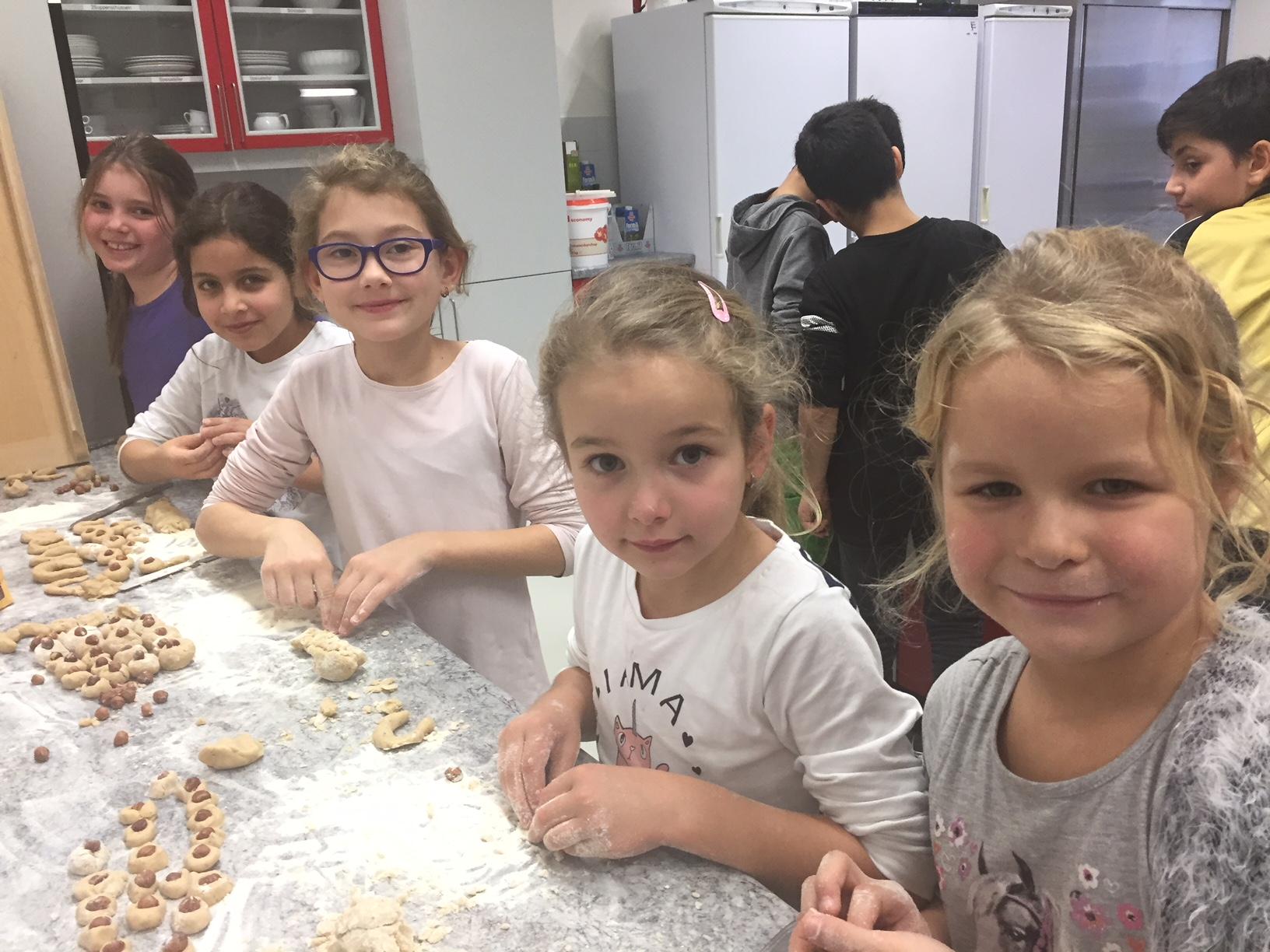 Ateliertag der EVA-Klassen am 11. Dezember
