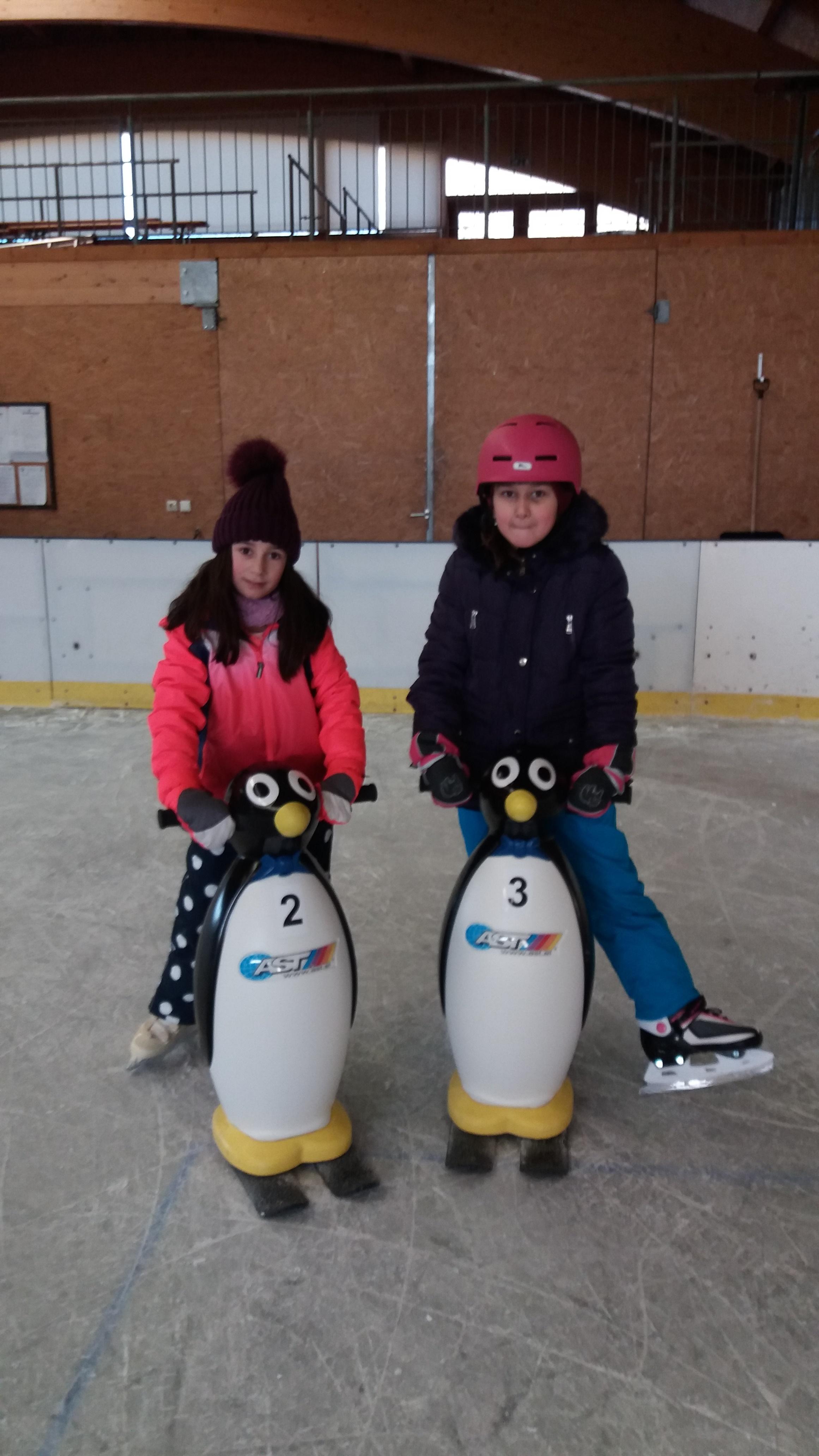 Eislaufen in Tragwein