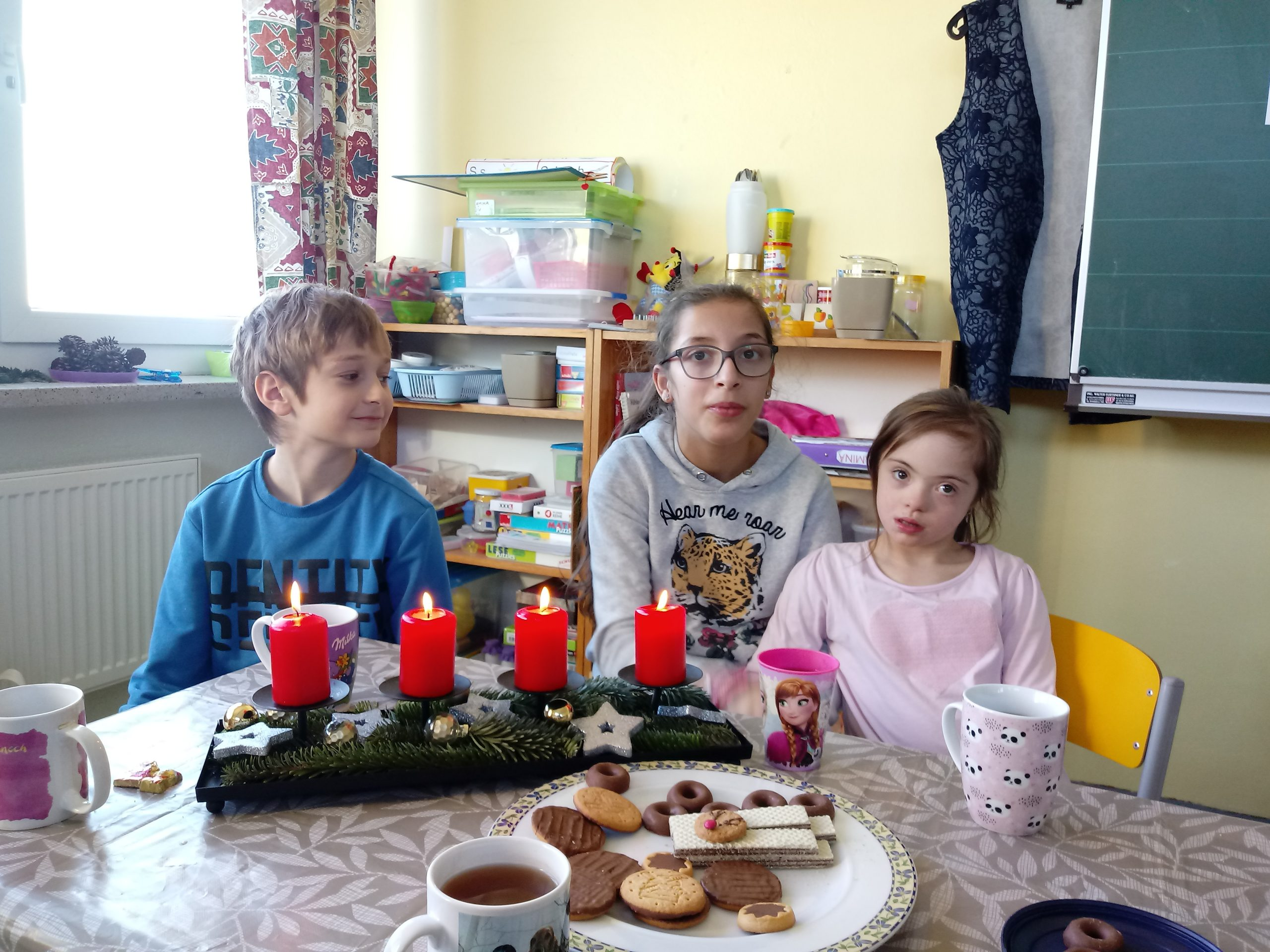 "Wochenschluss-Ritual - ""Teestunde am Freitag"" (1.FÖ)"