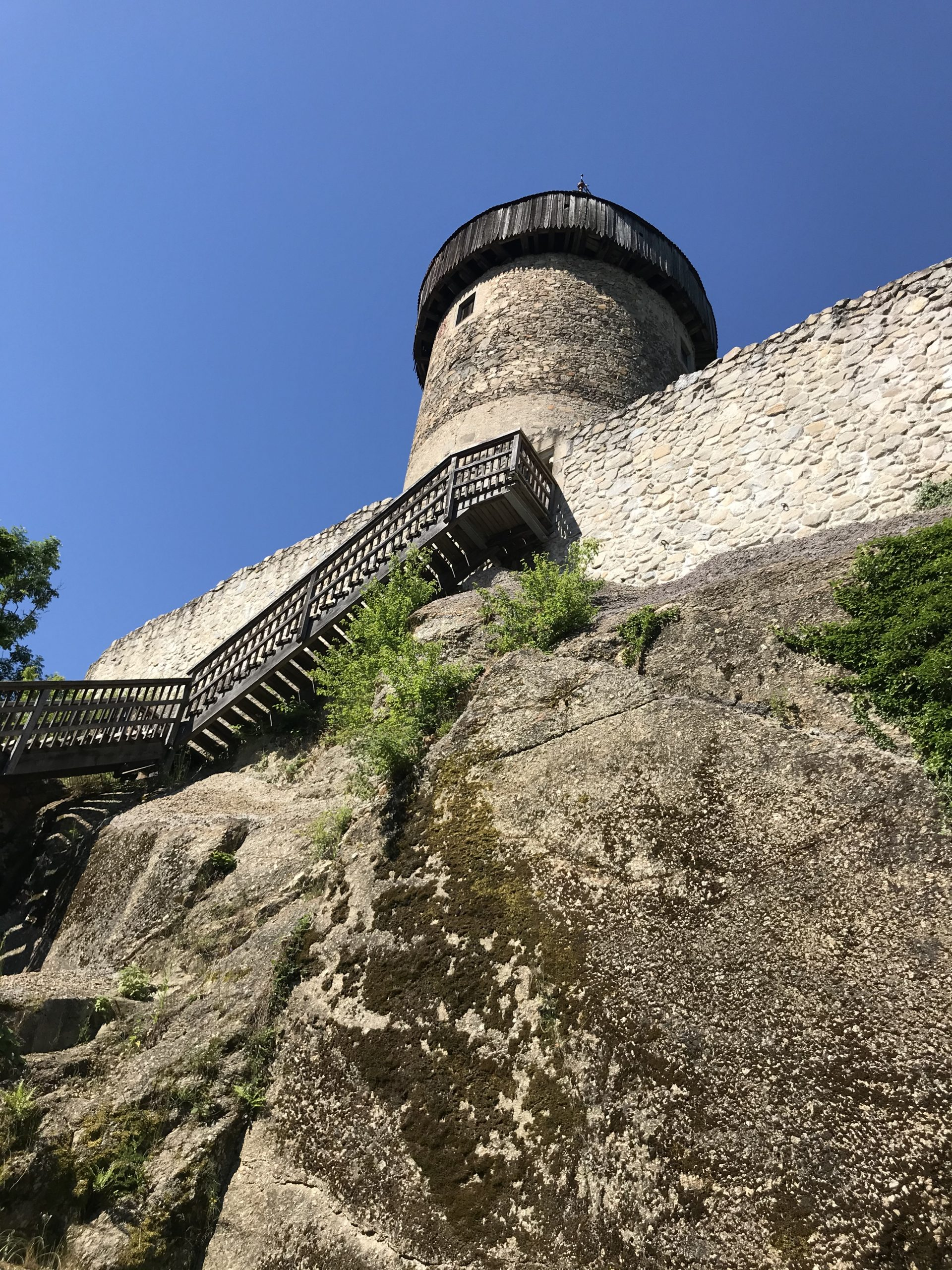 Ausflug zur Burg Klam (4ai)