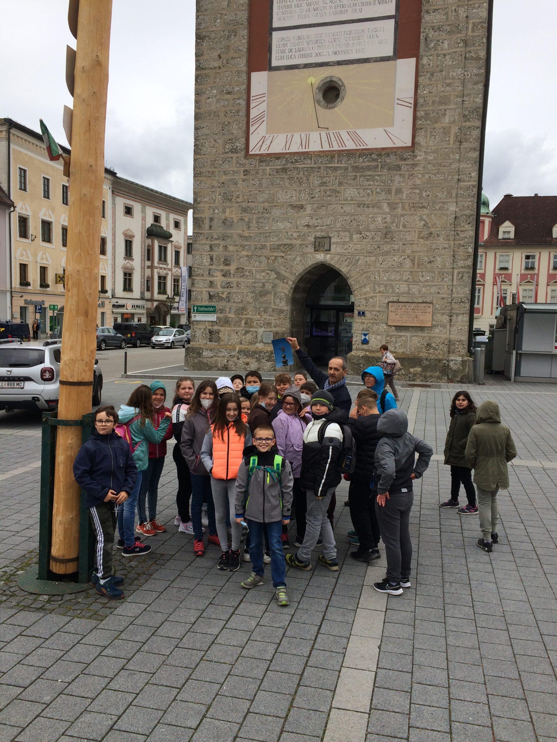 Unser Ausflug in die Römerstadt
